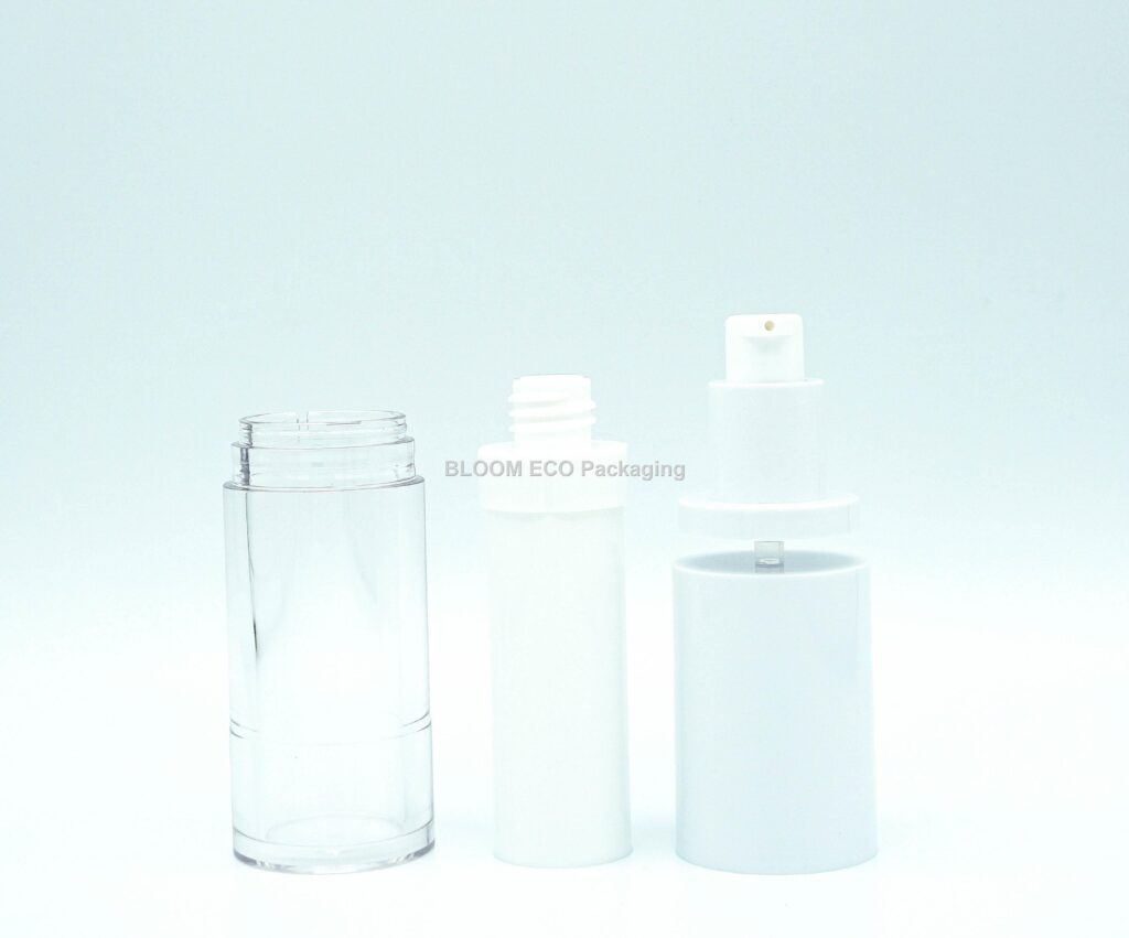 Refillable PCR Airless Bottle