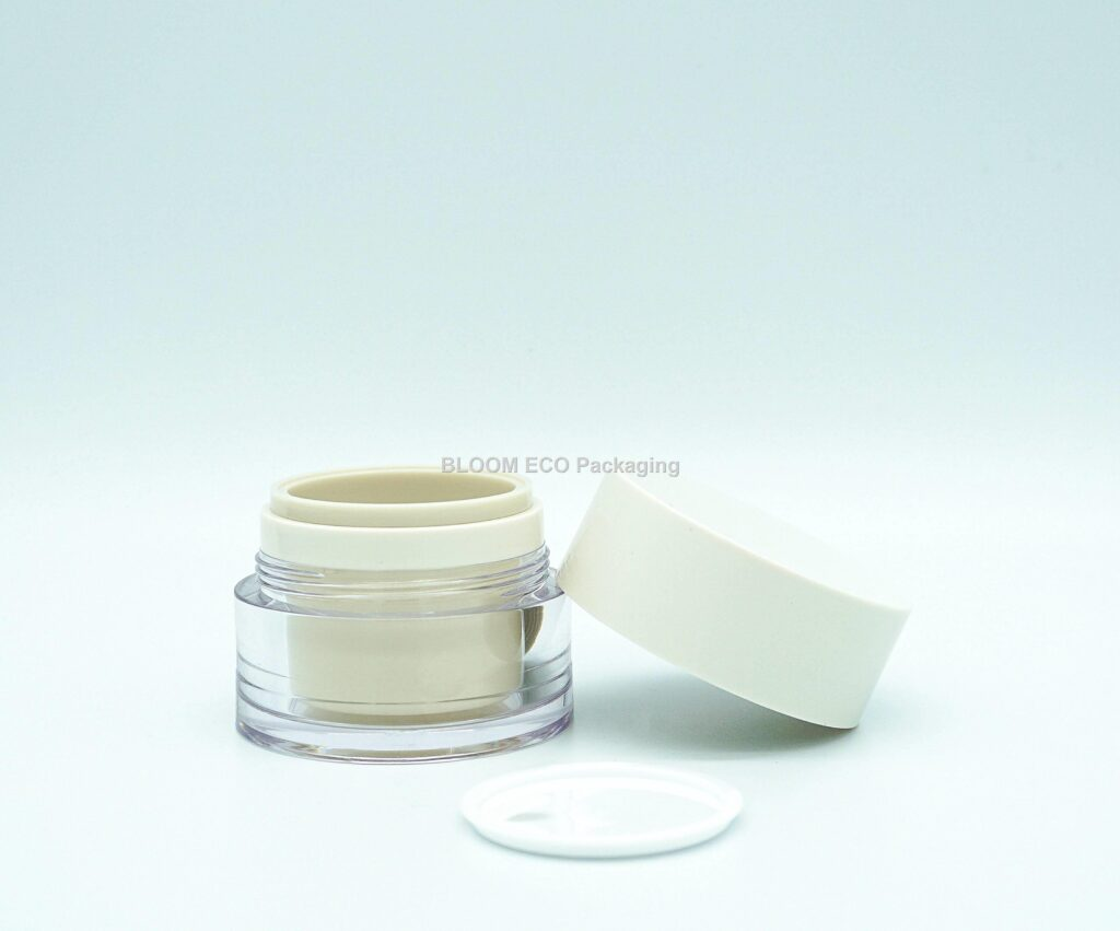 Refillable PCR Cream Jar