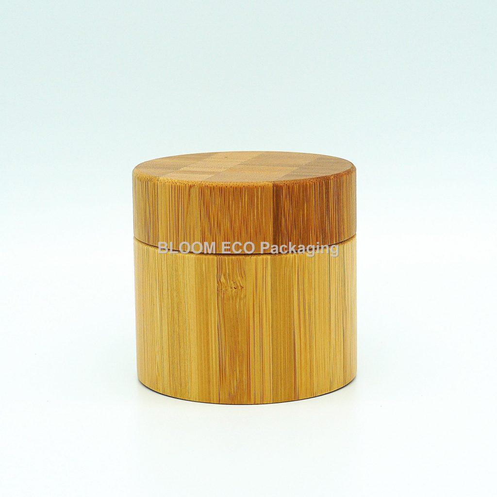 Bamboo PLA Cream Jar