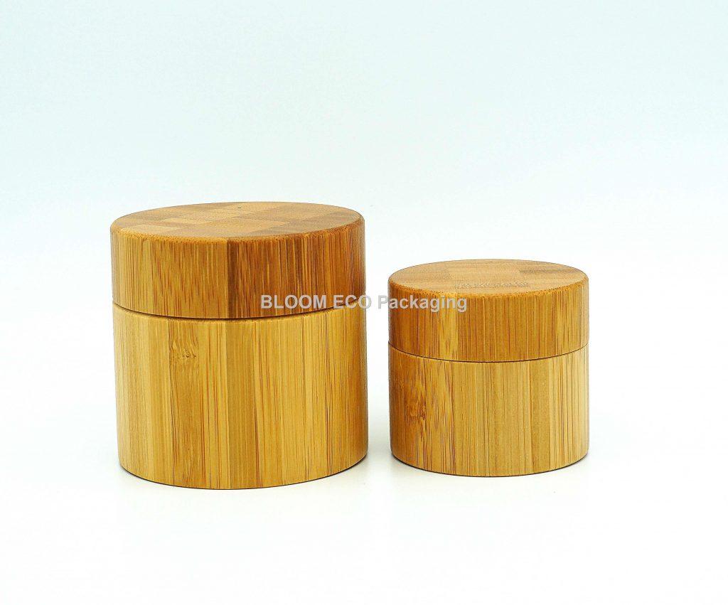 Bamboo PLA Cream Jar CJ2003