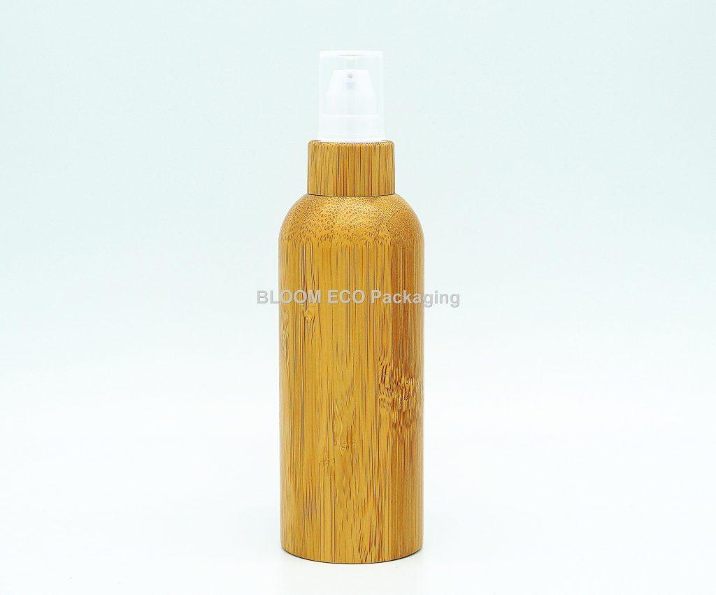 Bamboo Pet Bottle