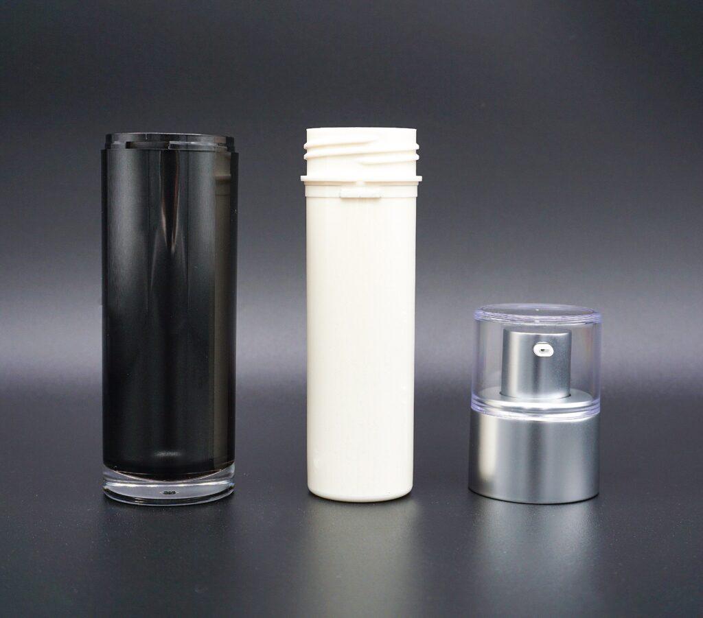 Refillable Airless bottle