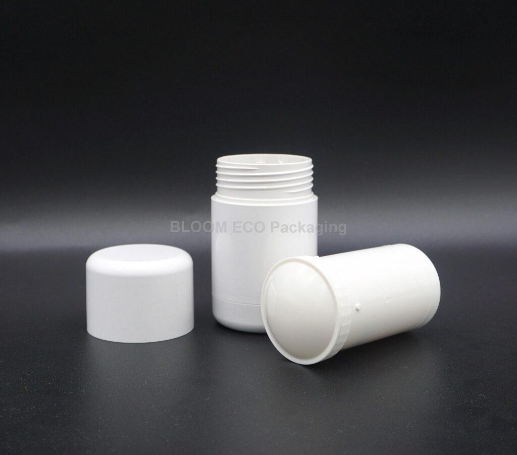 Refillable pcr deodorant
